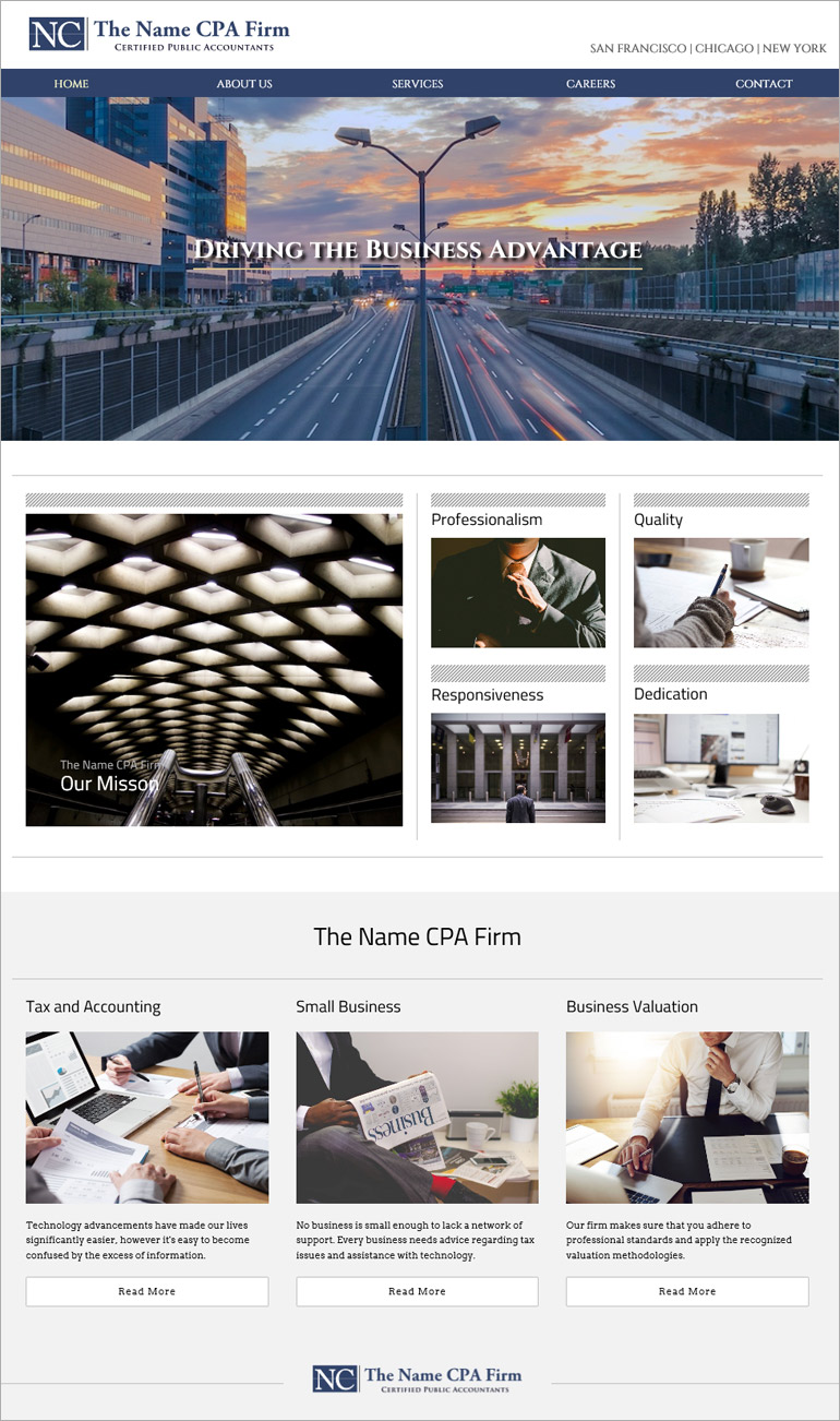 Cpa firm website design c161050 cf webpromo this website template is for any accounting business that needs a professional web presence we believe you will love this web design from the first click maxwellsz